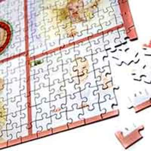 Collage puzzel 300 - €  18.99