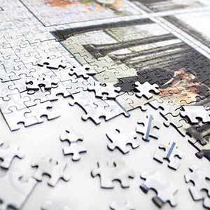 Collage puzzel 1000 - €  24.99